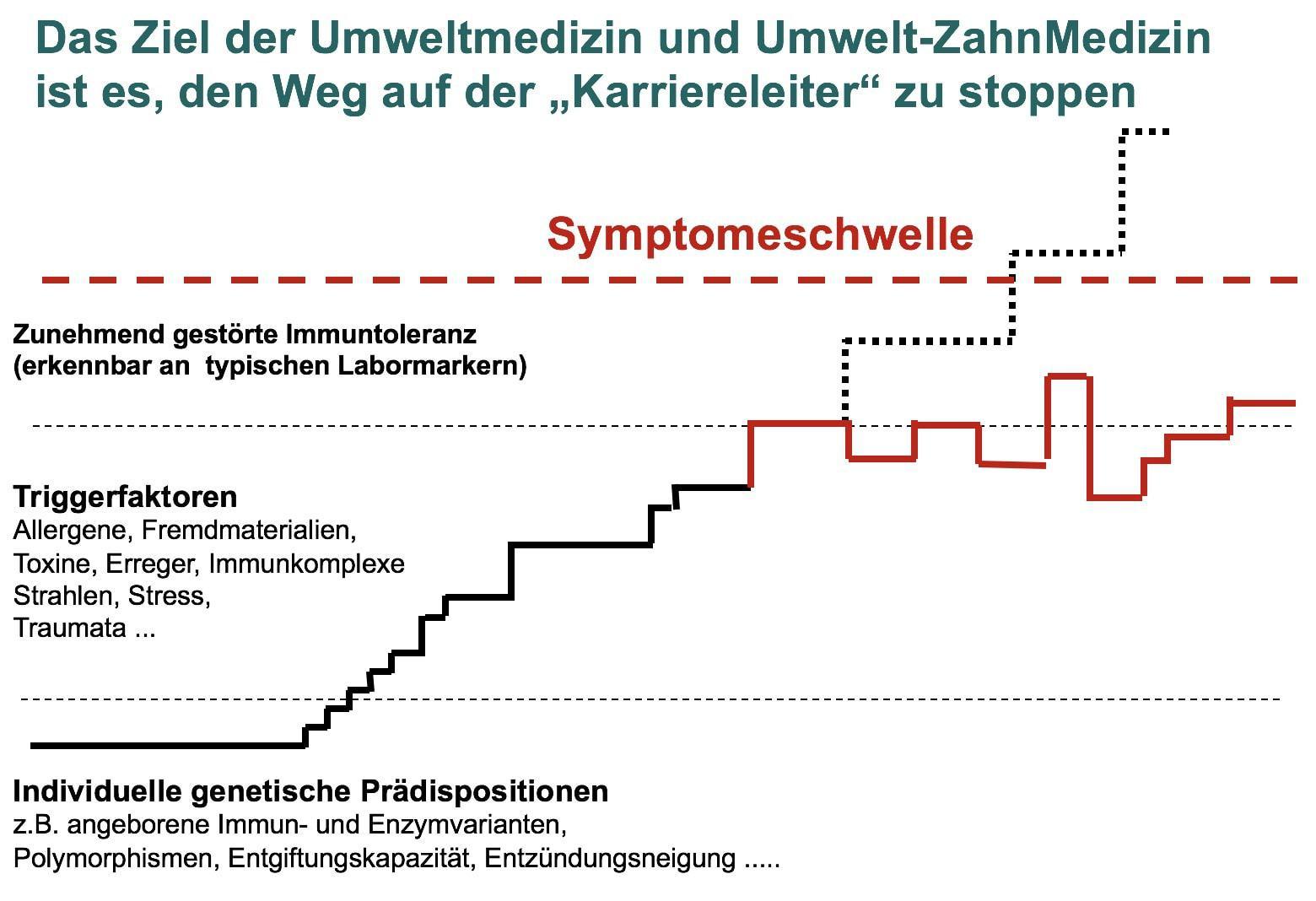 Zahnarzt in St.Gallen Ziel der Umweltzahnmedizin