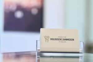 Zahnarzt in St.Gallen Biologische Zahnmedizin