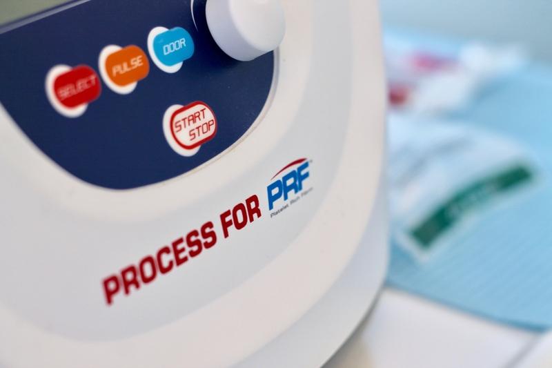 Zahnarzt StGallen PRF, Advanced-PRF und Injectable-PRF